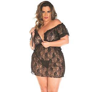 Camisola Ciganinha Plus Size Pimenta Sexy- Eróritka Store