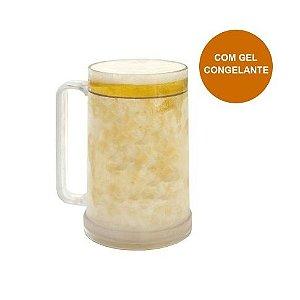 Caneca com Gel Térmico - Frozen Mug - Doctor Cooler
