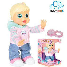 Boneca Interativa Baby Wow Malu Original  Multikids