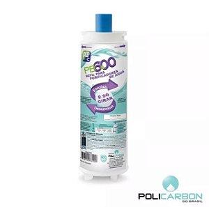 Filtro Refil Purificador Master Frio Rotulo Branco Pb600