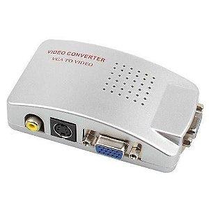 Conversor VGA para AV