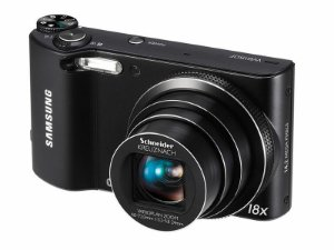 Samsung Smart Camera WB150F black