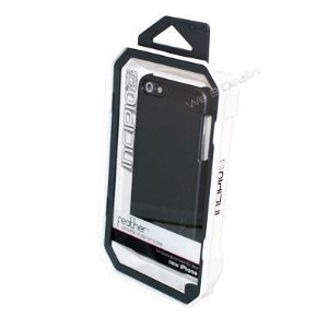 Case Capa para iPhone 5 Incipio Ultra Thin 1mm Preta