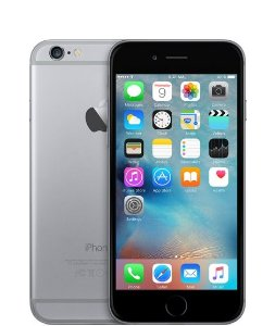 Apple iPhone 6 64GB Apple desbloqueado cor Space Gray(cinza escuro)