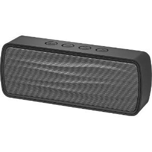 Caixa de Som Portatil Portable Bluetooth Stereo Speaker - Black