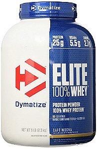 Elite Whey Protein 5lbs (2227g) - Dymatize