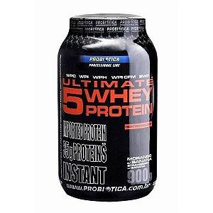Ultimate 5 Whey Protein (900g) - Probiótica