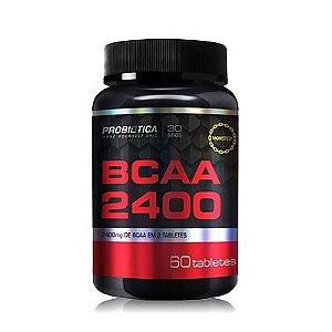 BCAA 2400mg 60 Tabs - Probiótica
