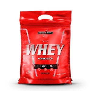 Nutri Whey Protein Refil (907g) - Integralmédica