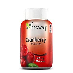 Cranberry 60 cáps - Fitoway