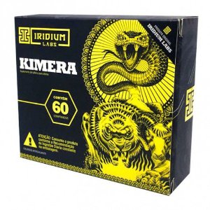 Kimera Thermo - 60 Capsulas - Iridium Labs