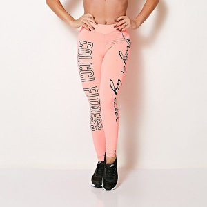 Calça Legging Fusô Strong Together - Colcci Fitness