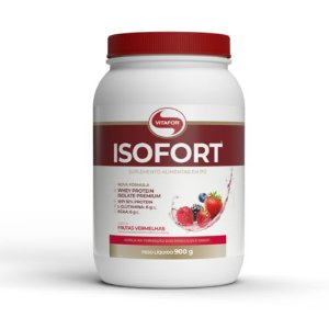 Isofort Whey Protein Isolate 900g - Vitafor