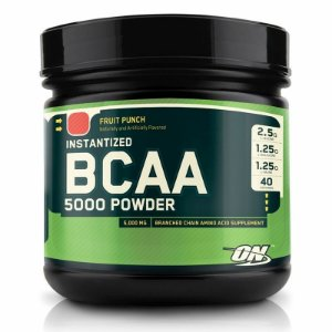 BCAA 5000 Powder - 380g - Optimum Nutrition