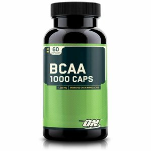 BCAA 1000 - 60caps - Optimum Nutrition