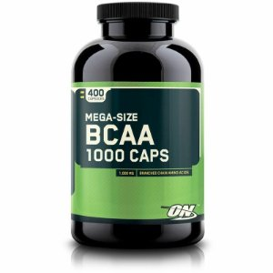 BCAA 1000 (400caps) Optimum Nutrition