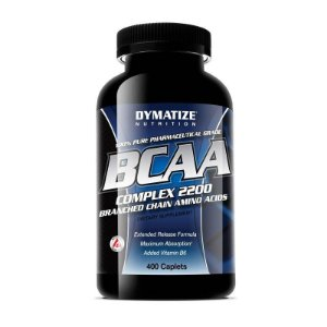 BCAA Complex 2200 (400caps) Dymatize