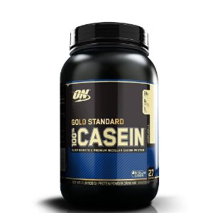 100% Gold Standard Casein - 909g (2lbs) - Optimum Nutrition