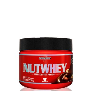 Nut Whey Cream - 200g - Integralmédica
