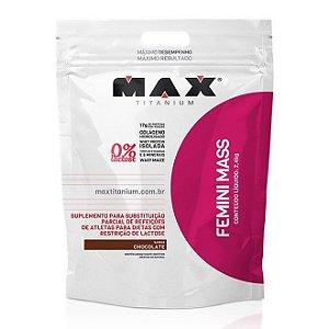 Femini Mass 2.4kg - Max Titanium