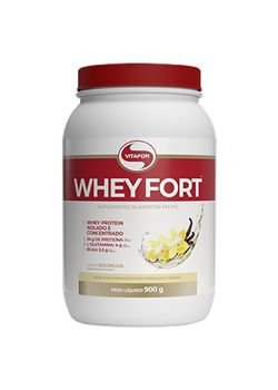 Whey Fort - 900g - Vitafor