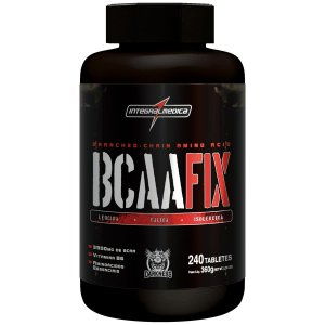 BCAA Fix 240 Tabs Darkness - Integralmédica