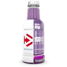 Iso 100 Clear Bebida Proteica 591ml - Dymatize