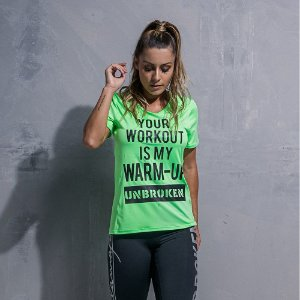 Blusa Workout Green - Labellamafia