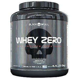 Whey Zero - 2kg (4,4lbs) - Black Skull