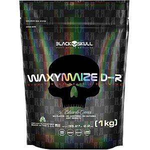Waxy Maize + D-Ribose - 1kg - Black Skull