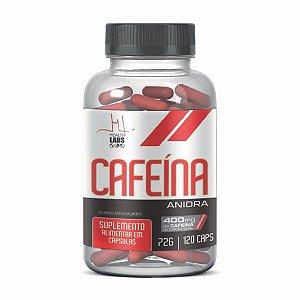 Cafeína 120 Cápsulas - Health Labs