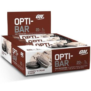 Opti-Bar (12 Barras De 60G) - Optimum Nutrition