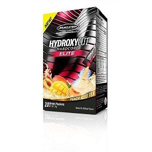 Hydroxycut Hardcore Elite - 20 Sachês - Muscletech