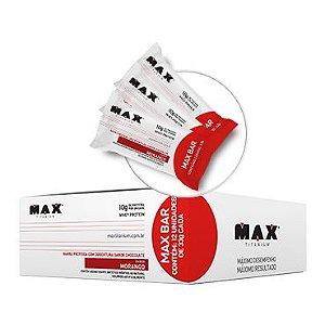 Max Bar - 12 Unidades - Max Titanium
