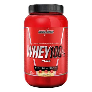 Super Whey 100% Pure - 907g - Integralmédica