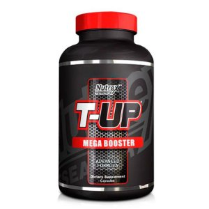 T-UP Black Mega Booster - 60 Cápsulas - Nutrex