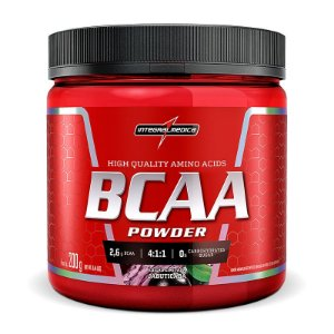 BCAA Powder 4:1:1 - 200g - Integralmédica