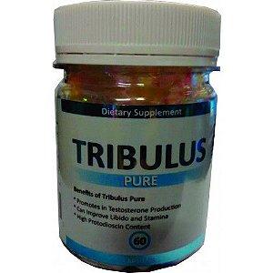 Tribulus Pure (1000 MG) - 60 Cápsulas - GMP (VENC 05/20)