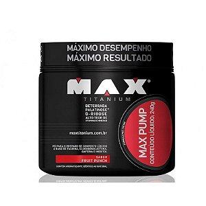 Max Pump (240g) Max Titanium