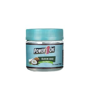 Óleo De Coco Extra Virgem - 150 Ml - Power One