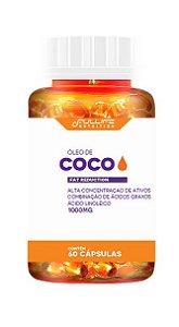 Óleo de Coco 60 Caps - FulLife