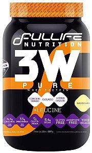 Whey Protein 3w 907g - Fullife Nutrition