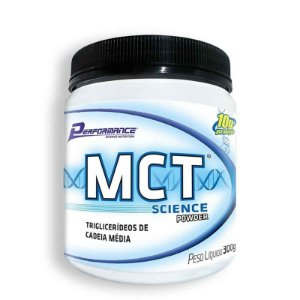 MCT Science Powder - 300g - Performance Nutrition