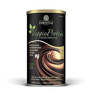 Veggie Protein Proteína 100% Vegetal Sabor Cacau (540g) Essential