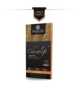 Chocolift Be Powerful (1 Barra de 40G) - Essential Nutrition