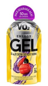 VO2 Energy Gel 10 Unid 30g - Integralmédica