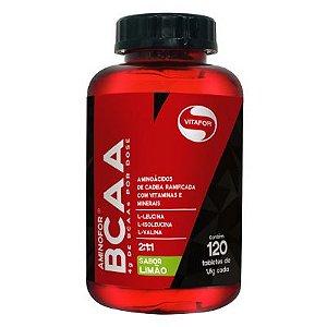Aminofor BCAA - 120 tabletes - Vitafor