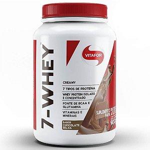 7-Whey Creamy - 900g - Vitafor