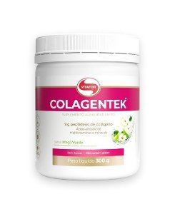 Colagentek (300g) - Colágeno Vitafor