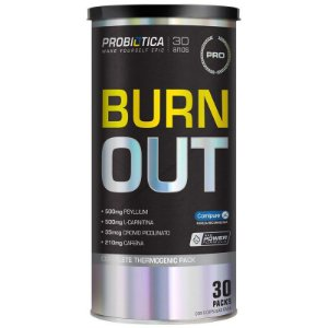 Burn Out Black 30 packs - Probiótica